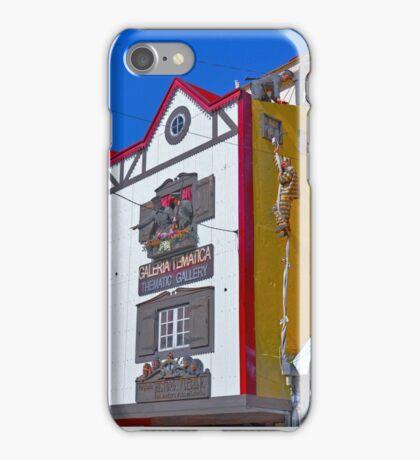 Pequeña historia fueguinea..... iPhone Case/Skin