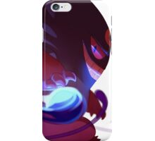 Mega Gengar iPhone Case/Skin