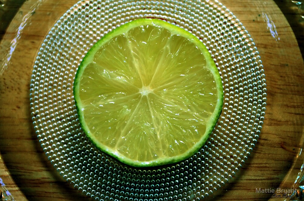 Lime by Mattie Bryant
