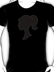 Minimal Barbie T-Shirt