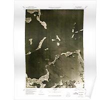 Massachusetts  USGS Historical Topo Map MA Hull 351032 1977 25000 Poster