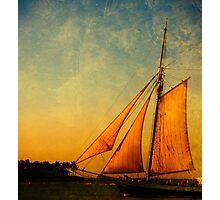 The America 2 Photographic Print