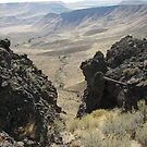 The Owyhee River Canyon by slaurance