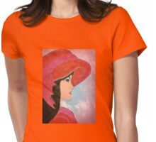 The Red Hat Womens Fitted T-Shirt