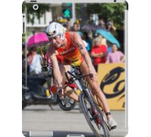 Winner of 70.3 Iron Man Philippines 2015 iPad Case/Skin