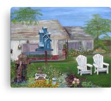 Bud & Sue's Haven Canvas Print
