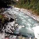 Dudh Kosi ~ Milk River by Patty Boyte