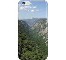 Tara Canyon iPhone Case/Skin