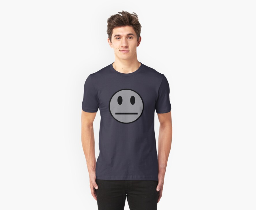 Have a Day - w/o words; Dib t-shirt by Curry