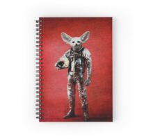 Space is calling Spiral Notebook
