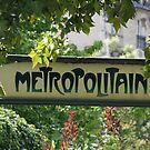 Metropolitain by DKphotoart