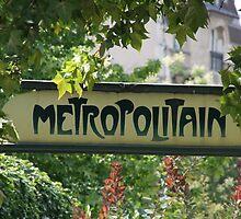 Metropolitain by DKphotoart