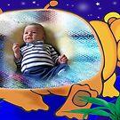 Our new grandson by Nanagahma