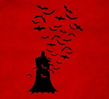 Rise of  the bats by Durro