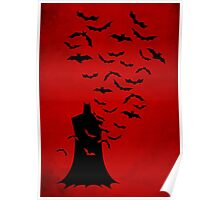 Rise of  the bats Poster