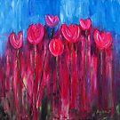 Tulip Field by BenPotter