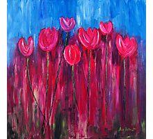 Tulip Field Photographic Print