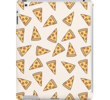 Cute Tumblr Pizza Pattern iPad Case/Skin