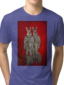 We are ready Tri-blend T-Shirt