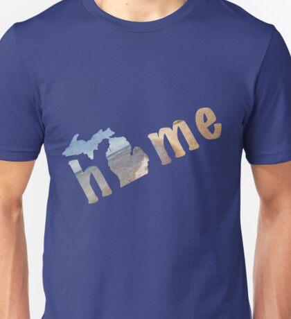 Michigan, My Home Unisex T-Shirt