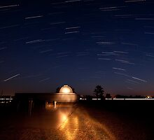 Star Trails 9 by Jay Stockhaus