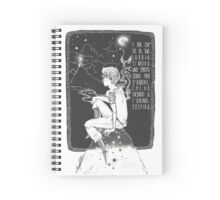 Whisper Spiral Notebook