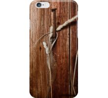 farm abstract iPhone Case/Skin