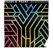 Years & Years Communion Poster