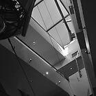 Hollywood CA. Kodak Theater Abstract by photosbyflood