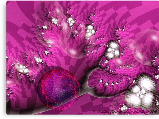 Perseverance (Think Pink!) by rocamiadesign