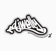 DJ Welly - Logo Plain Kids Clothes