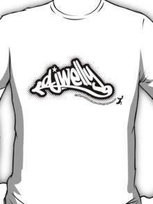 DJ Welly - Logo Plain T-Shirt