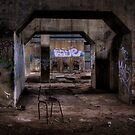 Chair In a Room by chrisvsworld