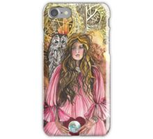 The Heart of the World iPhone Case/Skin