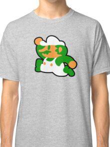 Old School Luigi Classic T-Shirt