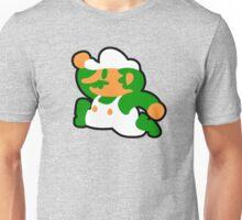 Old School Luigi Unisex T-Shirt