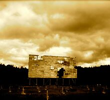 The Last Drive-In by Abara  Ijiomah