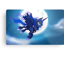 Princess of the Night  Metal Print
