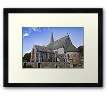 Borthwick Parish Church Framed Print