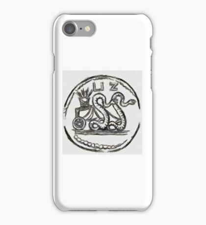 Occult Symbolism by Pierre Blanchard iPhone Case/Skin