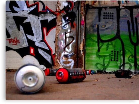 Spray by heinrich