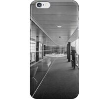ghost of the passage iPhone Case/Skin