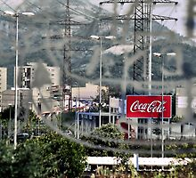 Coca Cola  by Ihosvanny Cordoves