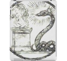 Occult Symbolism by Pierre Blanchard iPad Case/Skin