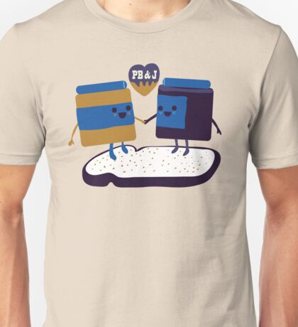 PB & J Unisex T-Shirt