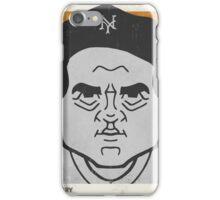 Bill Terry Caricature iPhone Case/Skin