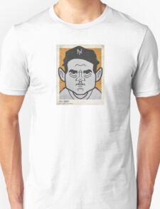 Bill Terry Caricature T-Shirt