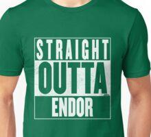 STRAIGHT OUTTA ENDOR Unisex T-Shirt