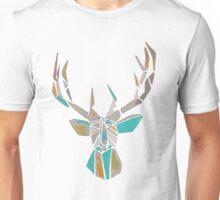 Geo Stag  Unisex T-Shirt