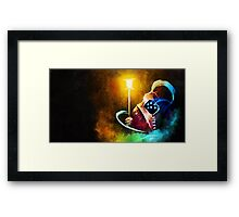 League of Legends - Jax - The Grandmaster at Arms Framed Print